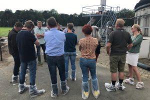 """""""Boeren, burgers en buitenlui: samen inspiratie opdoen over biodiversiteit op het agrarische land – ledenexcursie 2019 VAL Oude IJssel."""""""